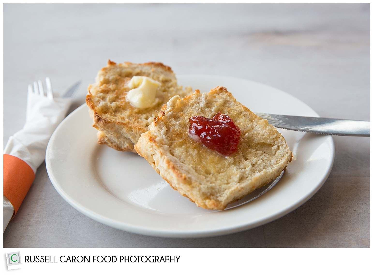 maine commercial food photography